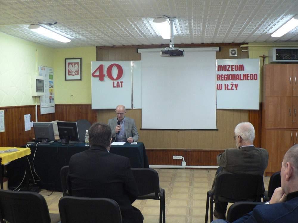 Konferencja popularnonaukowa z okazji 40 lecia Muzeum Regionalnego w Iłży