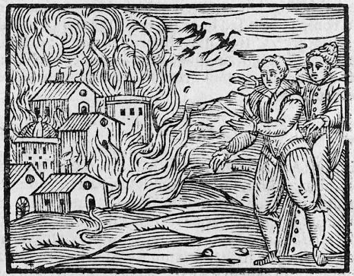 Porządki ogniowe w dawnej Iłży