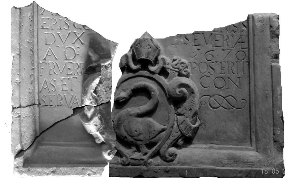 Wyposażenie i wystrój zamku iłżeckiego w XVII iXVIII w.