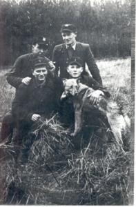 Lasy Starachowickie 1943