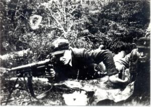 w Lasach Starachowickich 1943