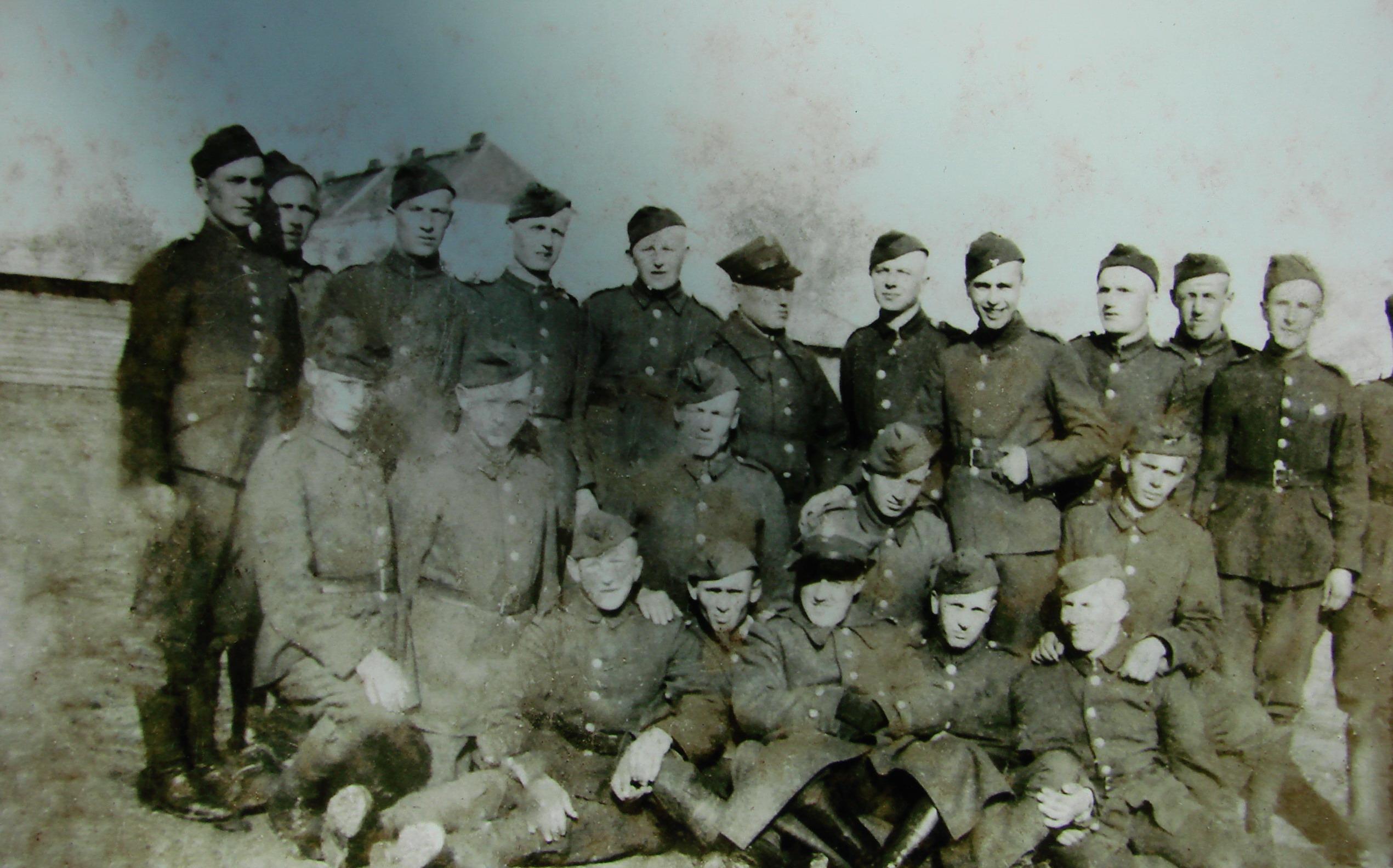 Wrzesień 1939 r. we wspomnieniach żołnierza 7 pp Leg. Józefa Stępnia