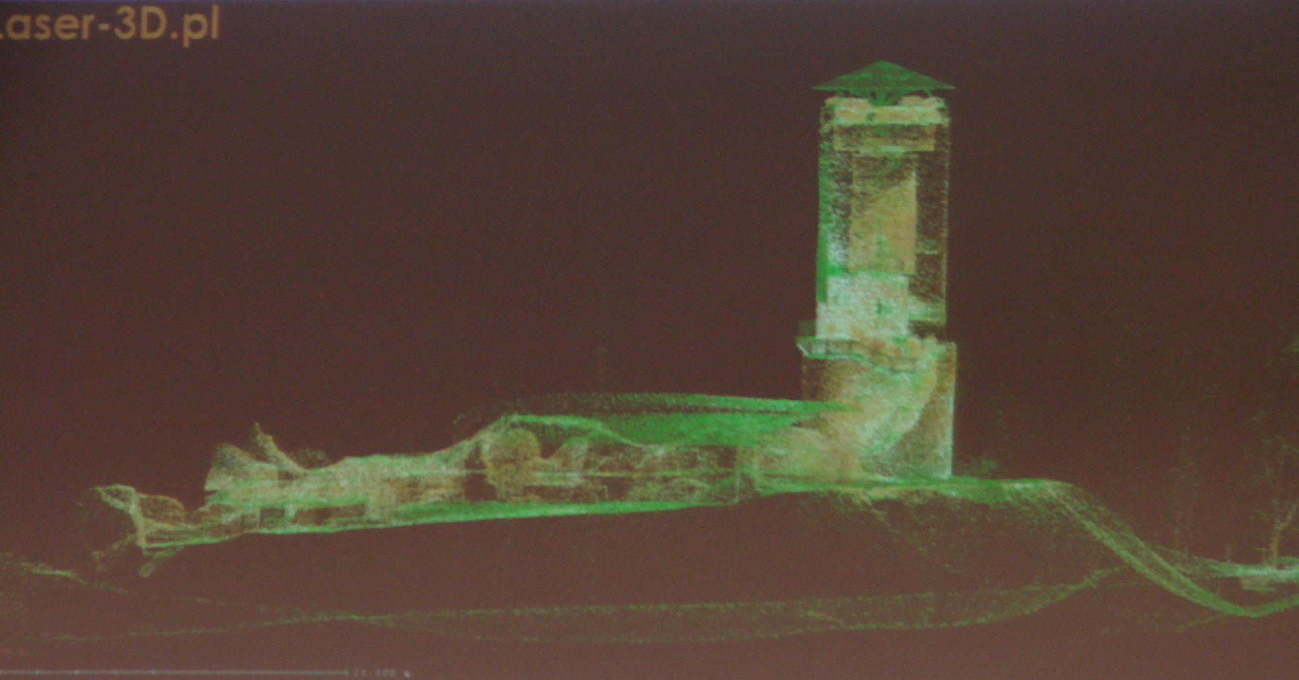 Konferencja naukowa: Zastosowanie skaningu laserowego …