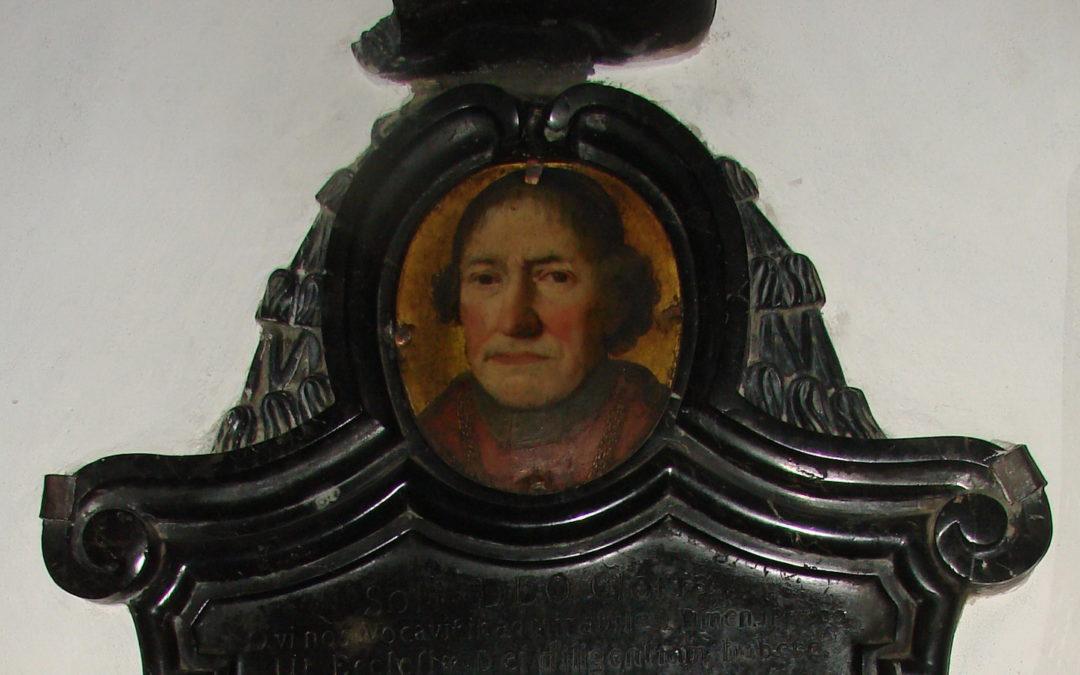 Tajemnicze zaginięcie portretu z epitafium ks. Józefa Rogalli