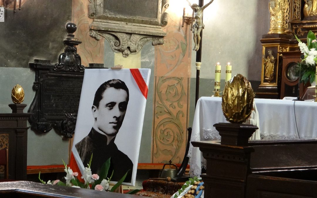 Jubileusz bł. ks. Władysława Miegonia