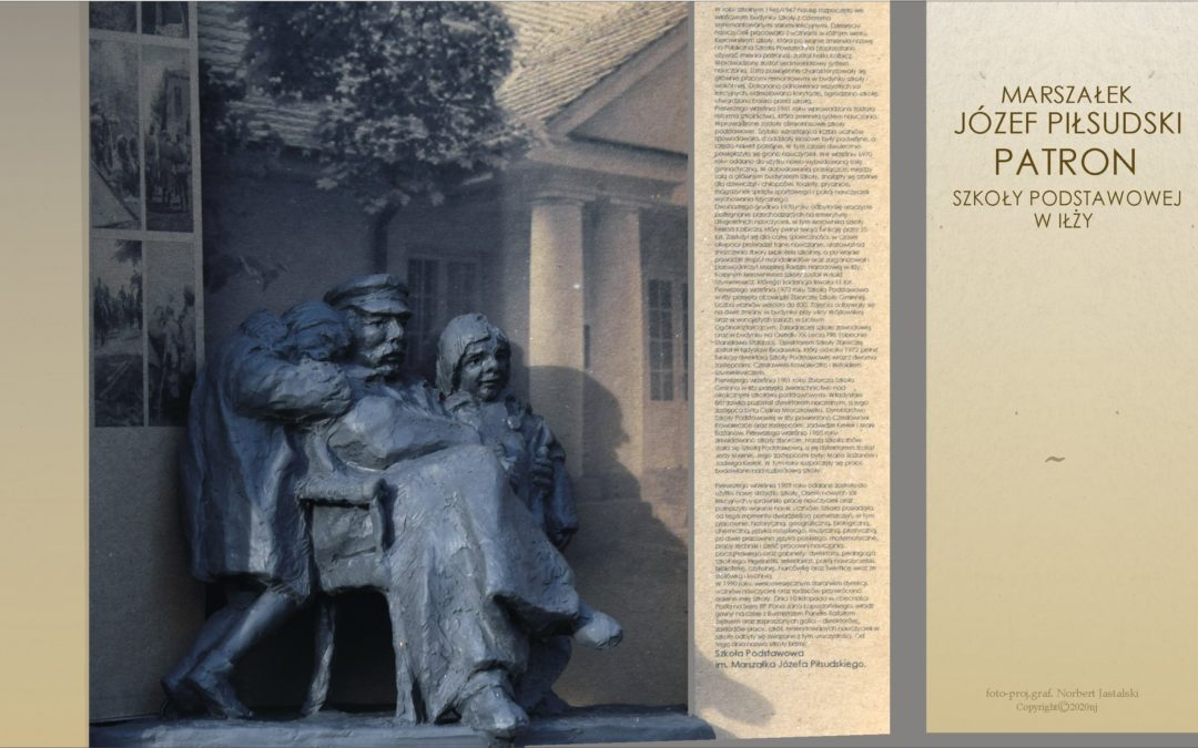 Jubileusz Szkoły Podstawowej w Iłży i jego niezwykłe upamiętnienie
