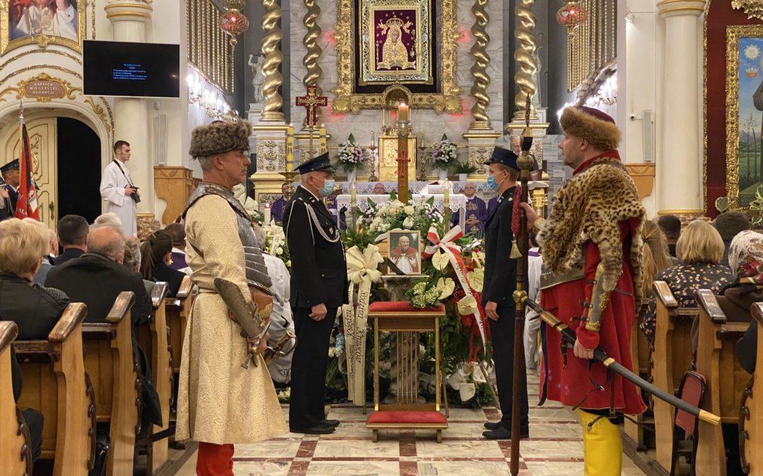 Uroczystości pogrzebowe ks. inf. Czesława Wali