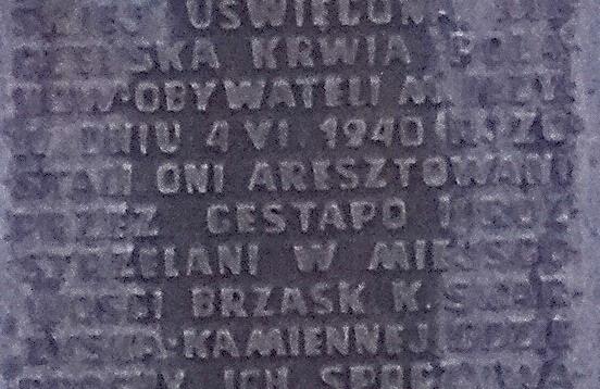 Wspomnienia o moim ojcu Adamie Szymańskim
