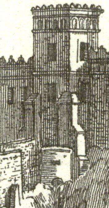 Brama główna Zamku Iłża